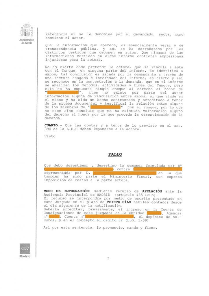 """Información """"veraz y de trascendencia pública"""""""